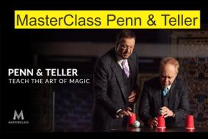 MasterClass by Penn & Teller