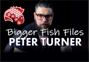 Bigger Fish by Peter Turner